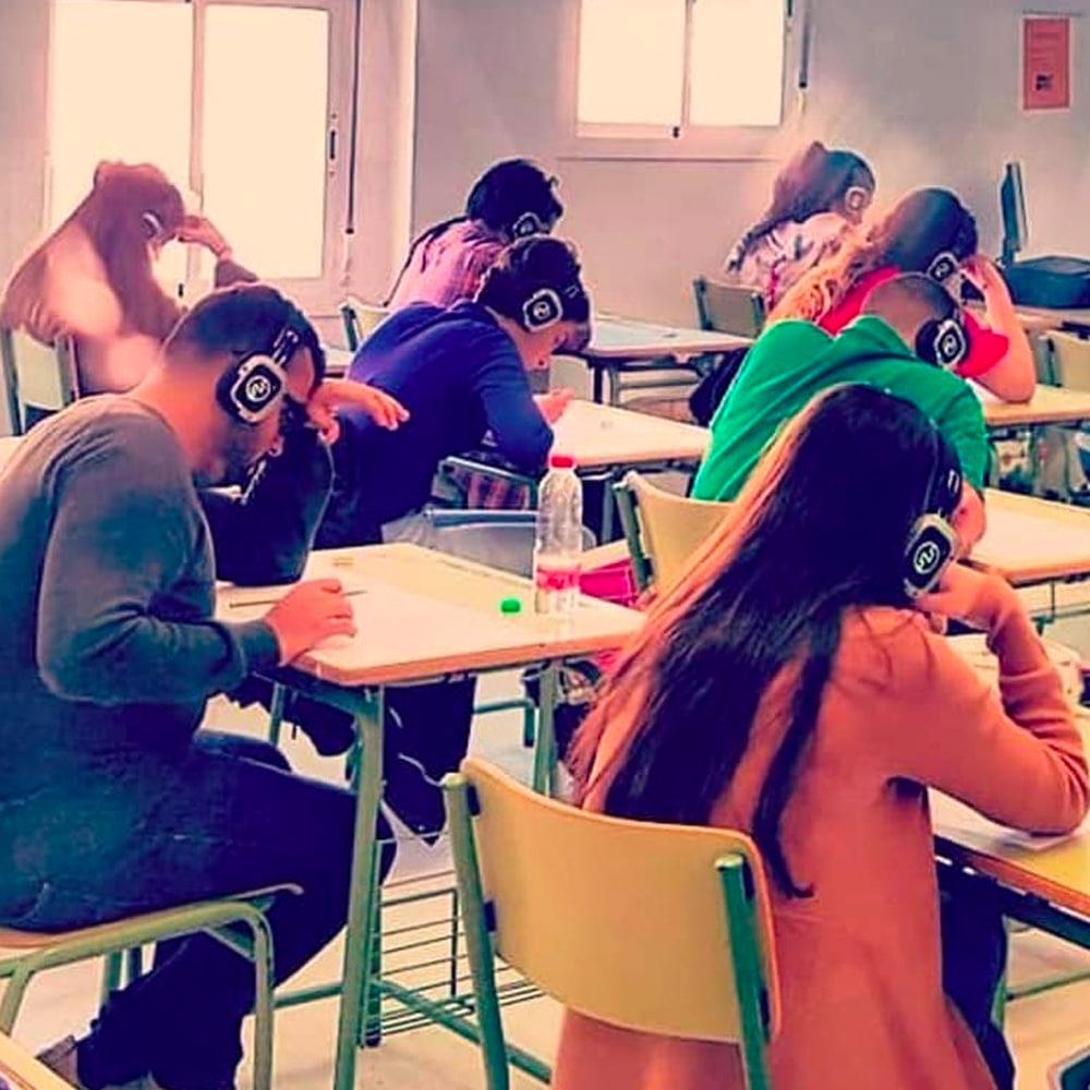 English School Exam