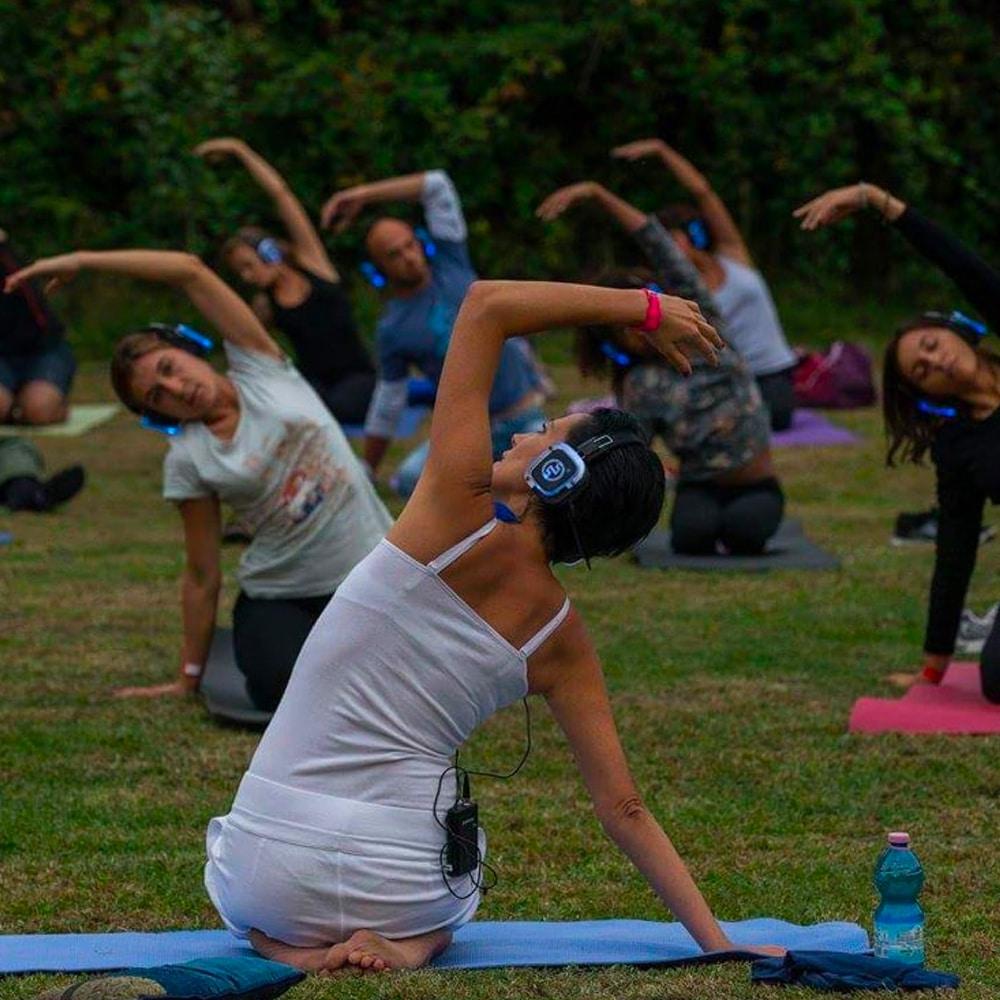 Mindfulness Yoga Session