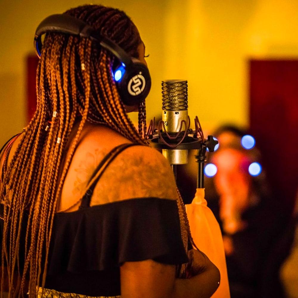 Recording Studio Silentsystem