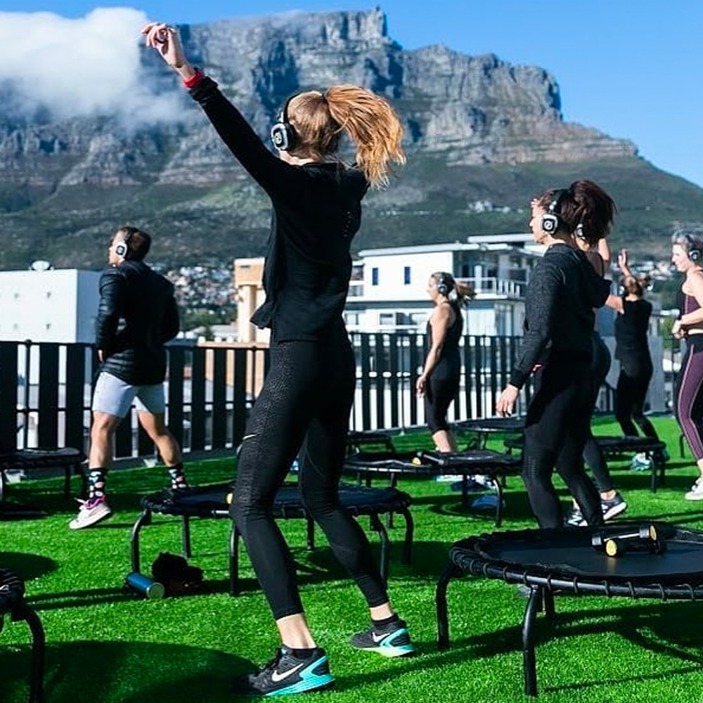 Silent Workout Cape Town