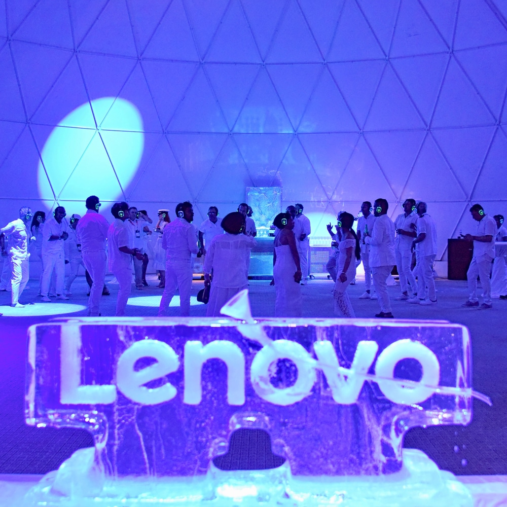 Lenovo Silent Party Hong Kong
