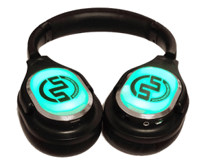 SX-553 Silent Headphones