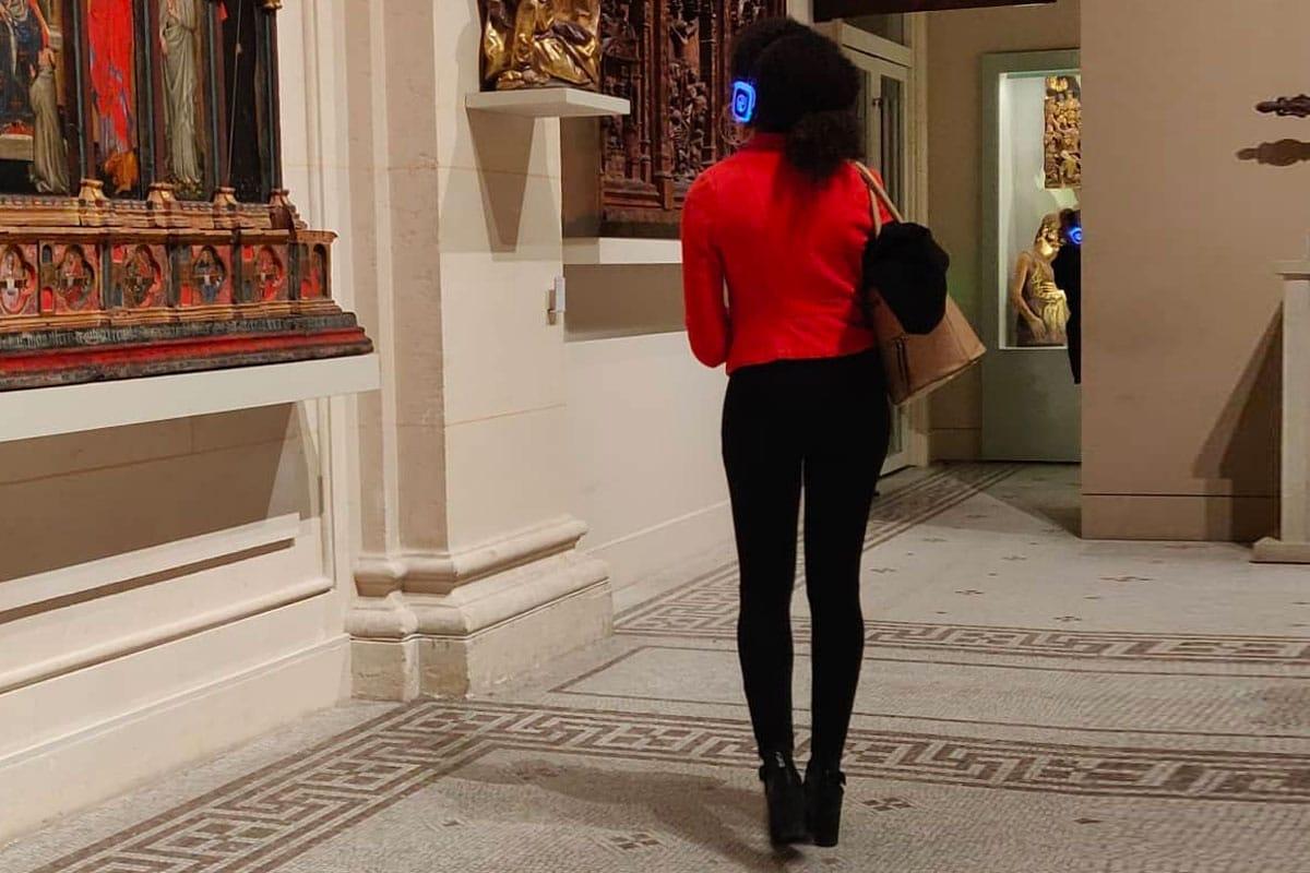 Louvre Paris Silentsystem
