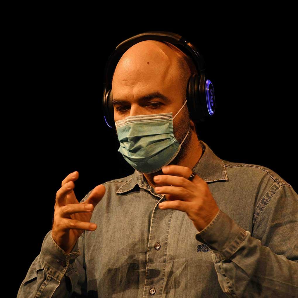 Silentsystem x Roberto Saviano