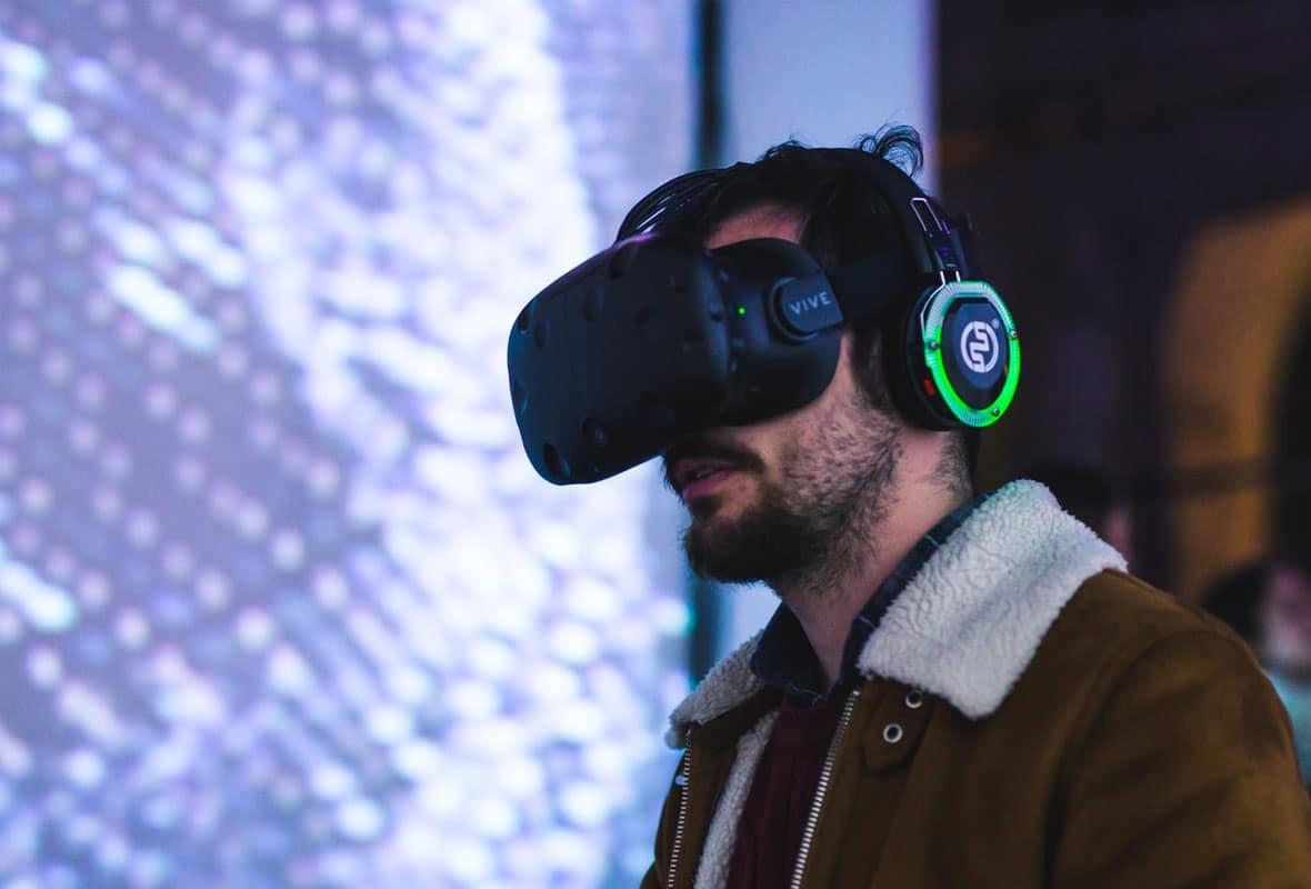 Virtual Reality Silentsystem