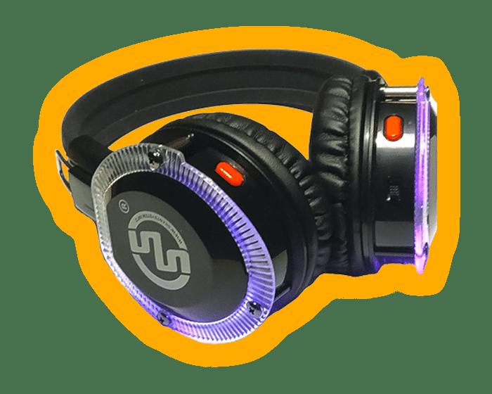 SX610 Headphones RF