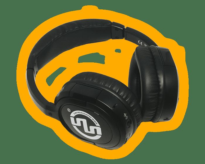 SX808 Headphones RF