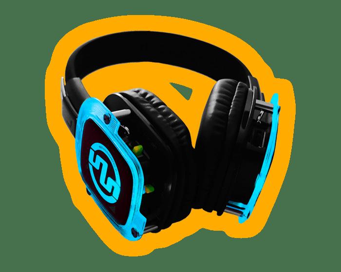 SX809 Headphones RF