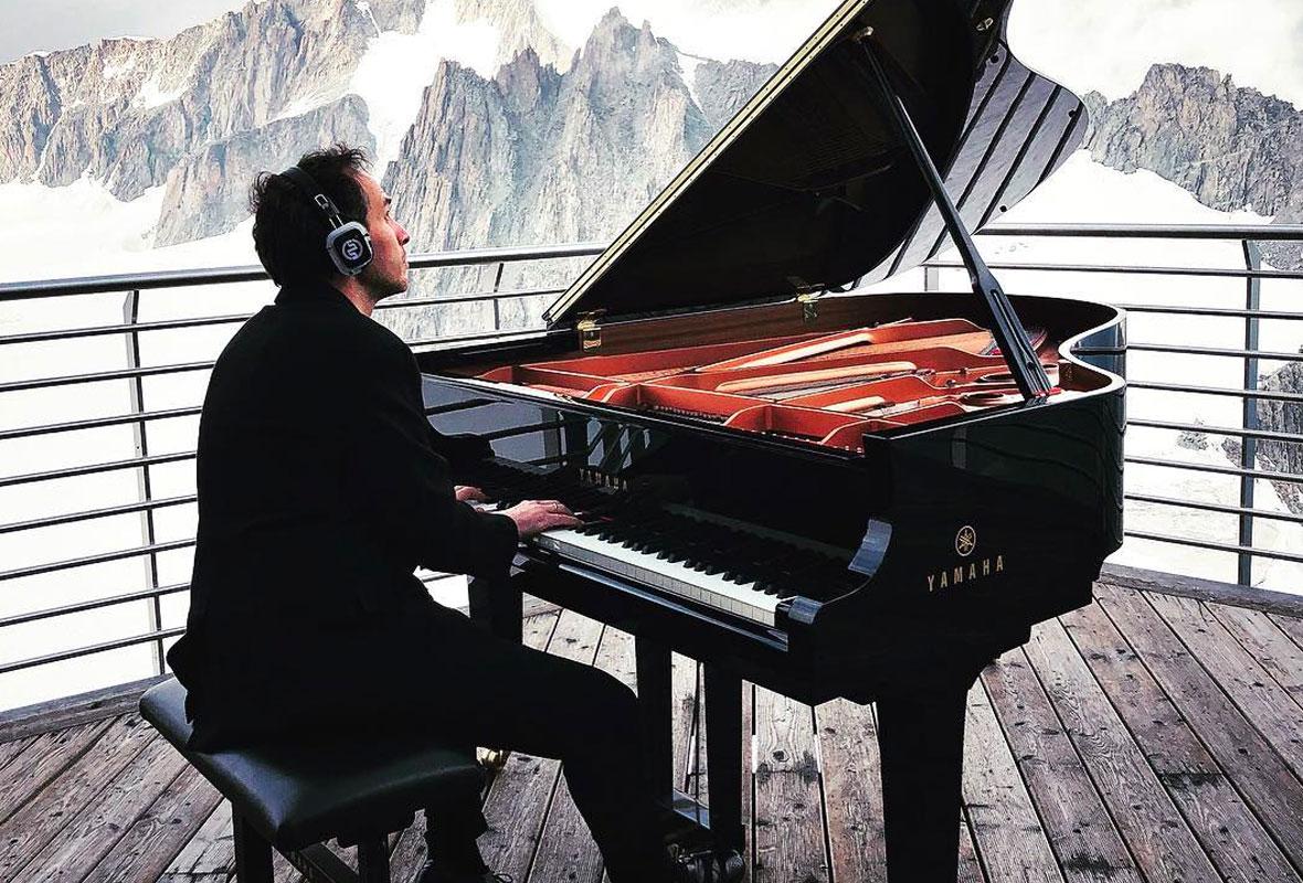 Silent Concert Montblanc