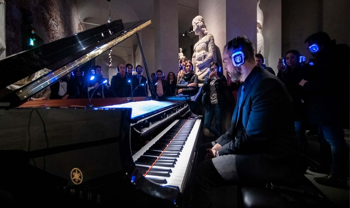 Silent Concert Milan